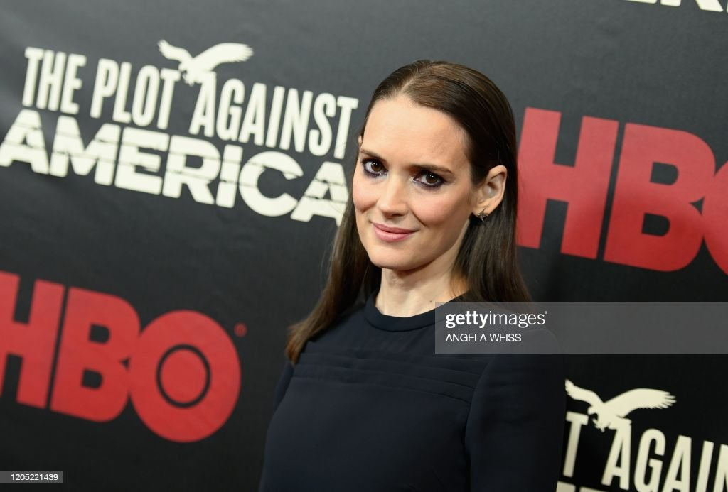 US-ENTERTAINMENT-HBO-STREAMING-PLOT AGAINST AMERICA : News Photo
