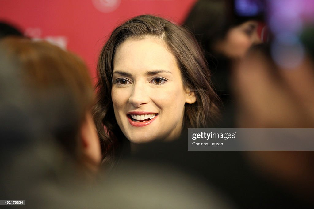 """Experimenter"" Premiere - Arrivals - 2015 Sundance Film Festival : News Photo"