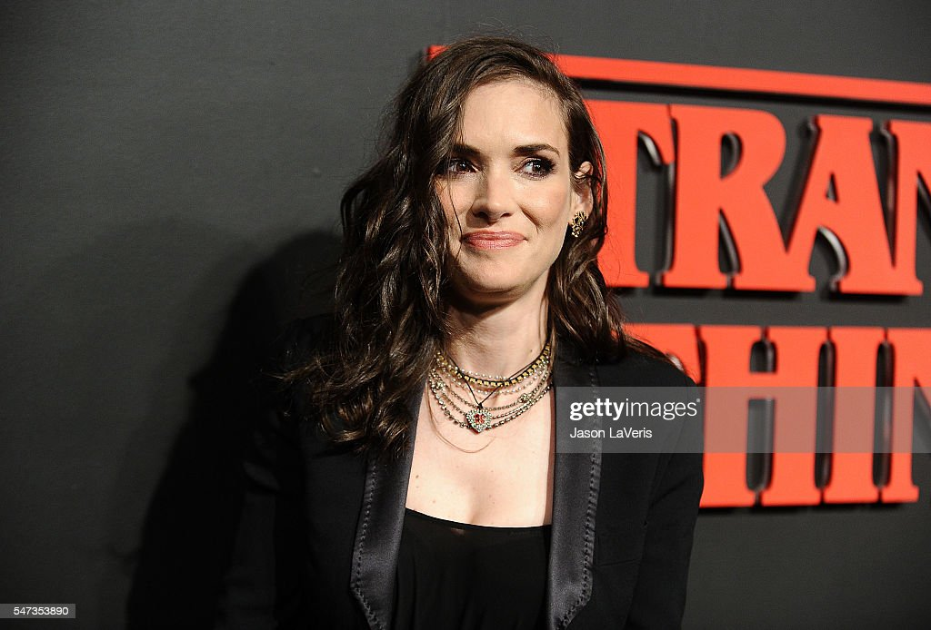 "Premiere Of Netflix's ""Stranger Things"" - Arrivals : News Photo"
