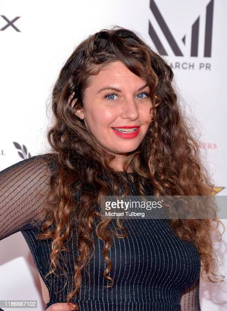 Actress Wren Barnes attends the Kash Hovey and Friends Film Block at Film Fest LA at Regal Cinemas LA LIVE Stadium 14 on November 09 2019 in Los...