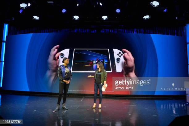 Actress, Writer and Director, Aisha Tyler helps Dell kick off CES 2020 at their #DellExperience Live press conference, giving the world a glimpse of...