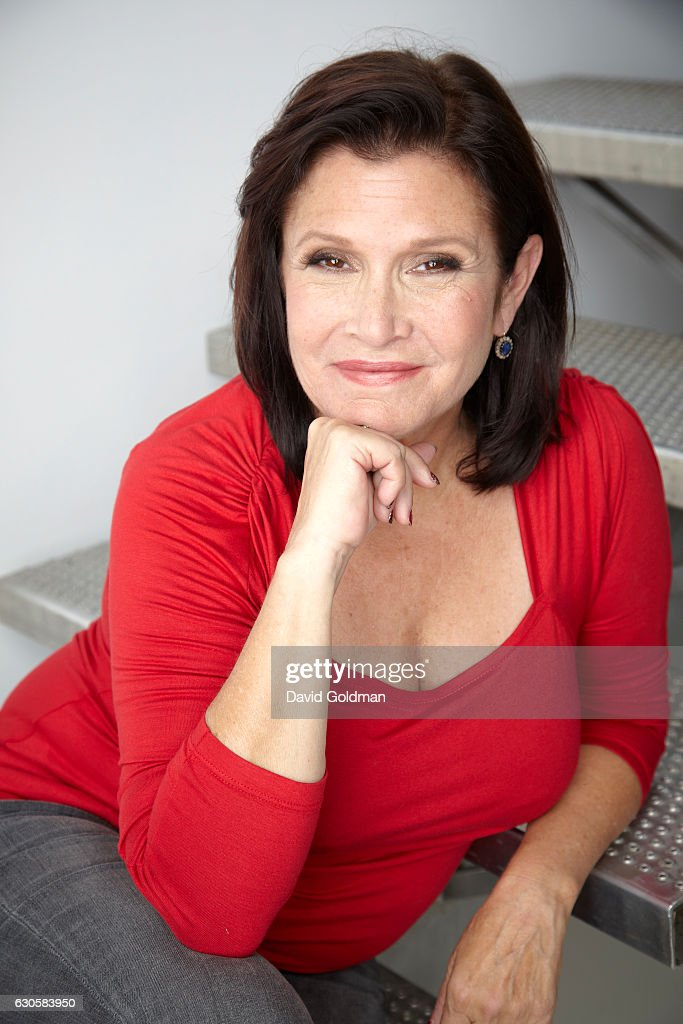Carrie Fisher, People Magazine, August 2011
