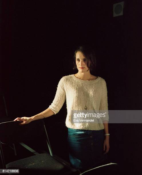 Actress writer playwright and director Phoebe WallerBridge is photographed for the Financial Times on December 1 2016 in London England