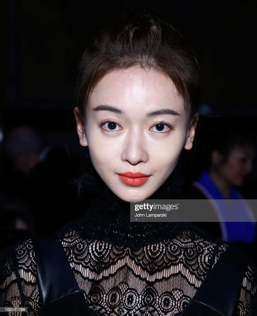 NY: Naersiling - Front Row - September 2018 - New York Fashion Week: The Shows