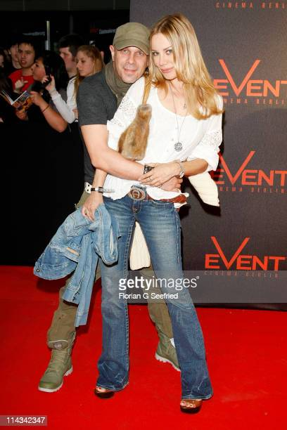 Actress Xenia Seeberg and Sven Kilthau-Lander attend the 'Grand Opening Cinema Berlin' with the screening of 'Pirates Of The Caribbean: On Stranger...