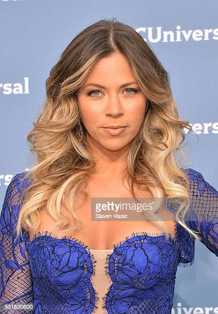 Actress Ximena Duque attends the NBCUniversal 2016 Upfront Presentation on May 16 2016 in New York New York