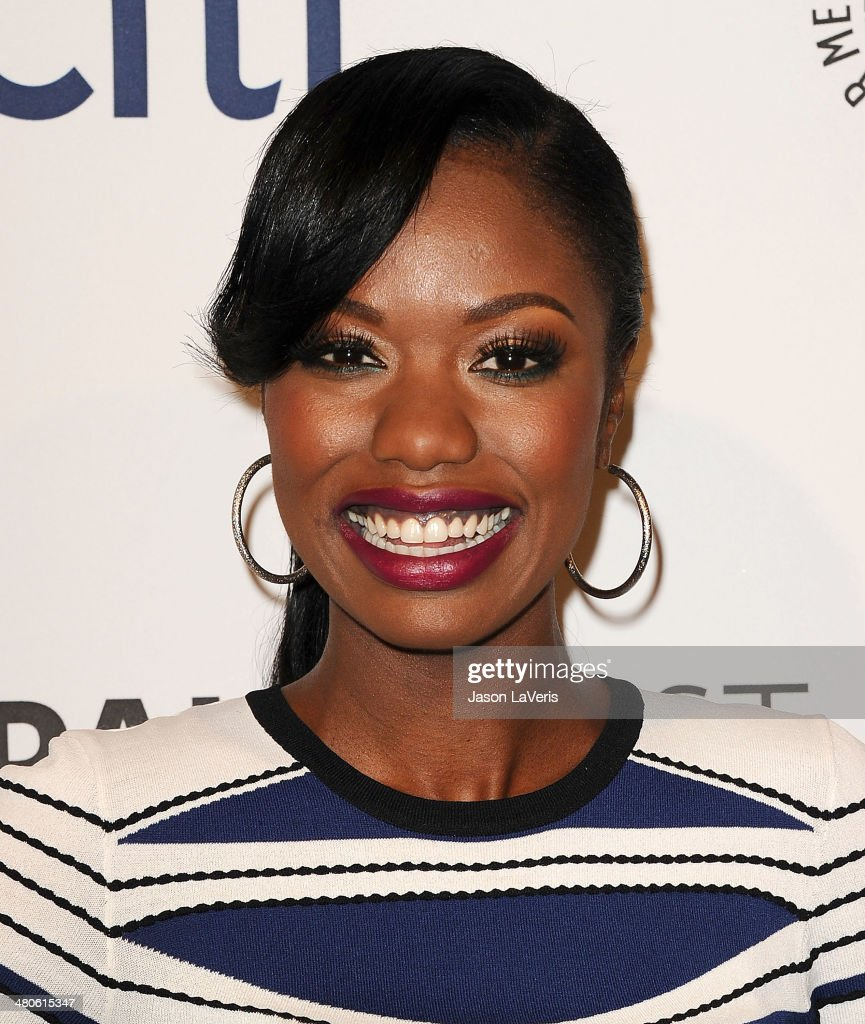 Actress Xosha Roquemore attends 'The Mindy Project' event at the 2014 PaleyFest at Dolby Theatre on March 25, 2014 in Hollywood, California.