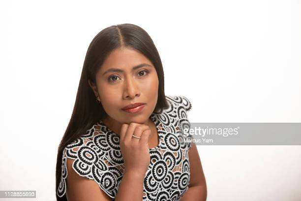 CA: Yalitza Aparicio, Los Angeles Times, February 14, 2019
