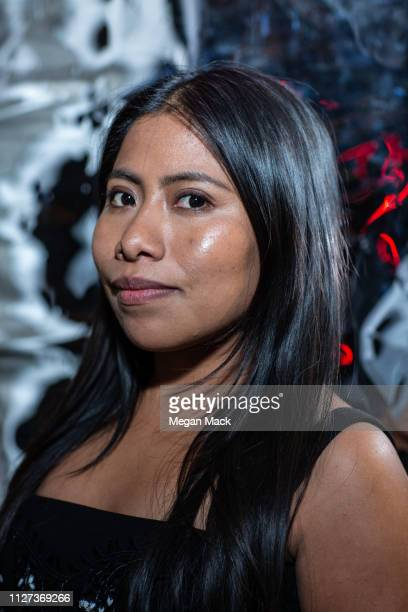 Actress Yalitza Aparicio is photographed for The Wrap on February 11, 2019 in Los Angeles, California.