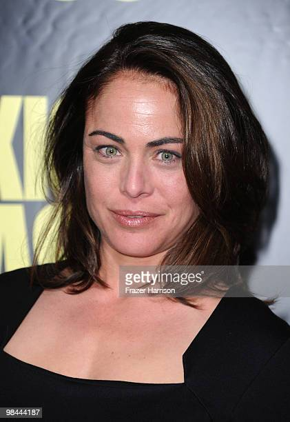 Actress Yancy Butler arrives at the 'KickAss' premiere held at ArcLight Hollywood on April 13 2010 in Hollywood California