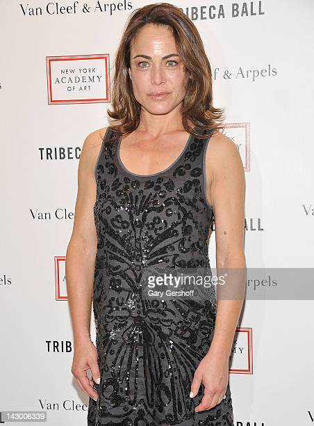Actress Yancy Butler attends the 2012 Tribeca Ball at the New York Academy of Art on April 16 2012 in New York City