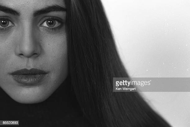 Actress Yancy Butler poses for a portrait in 1994 in New York City New York