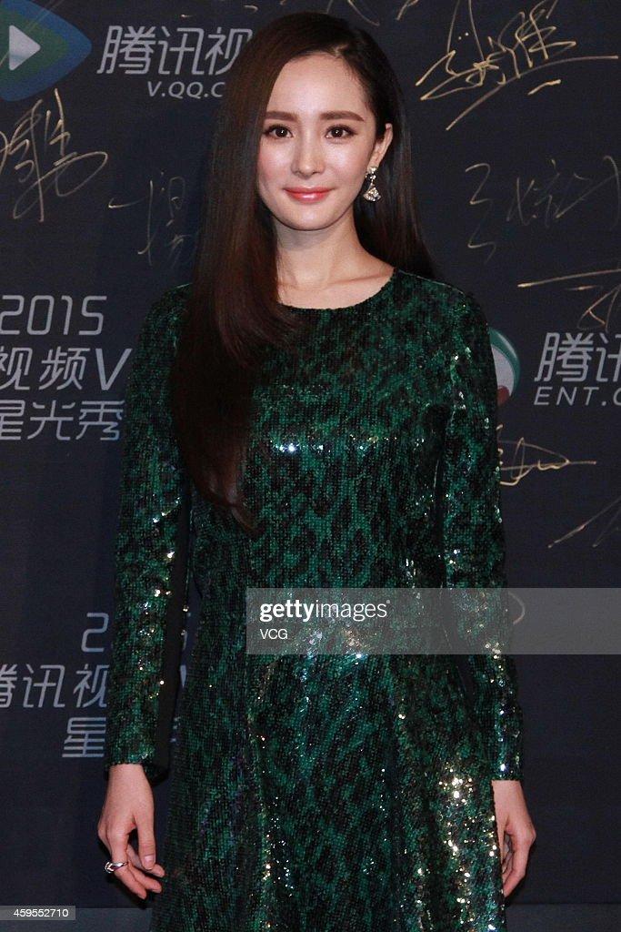 2015 Star Awards Ceremony Of Tencent In Beijing