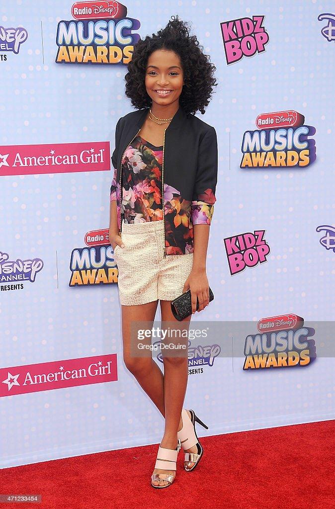2015 Radio Disney Music Awards : News Photo