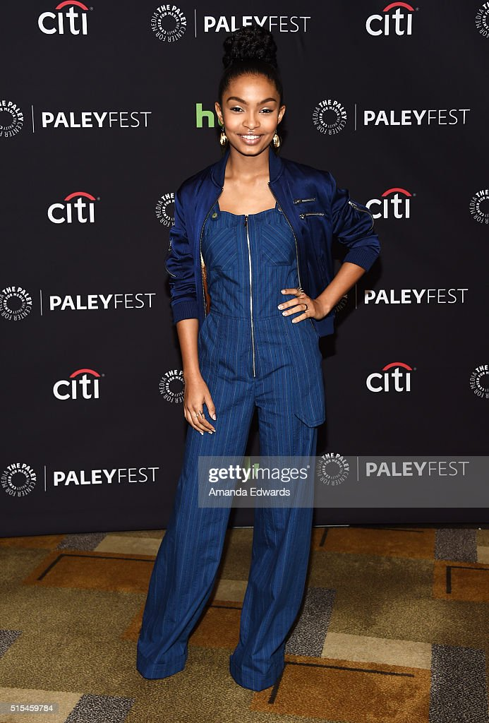 """The Paley Center For Media's 33rd Annual PaleyFest Los Angeles - """"Black-ish"""" - Arrivals : News Photo"""