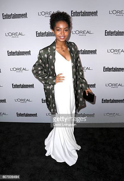 Actress Yara Shahidi attends Entertainment Weekly's 2016 Pre-Emmy Party at Nightingale Plaza on September 16, 2016 in Los Angeles, California.