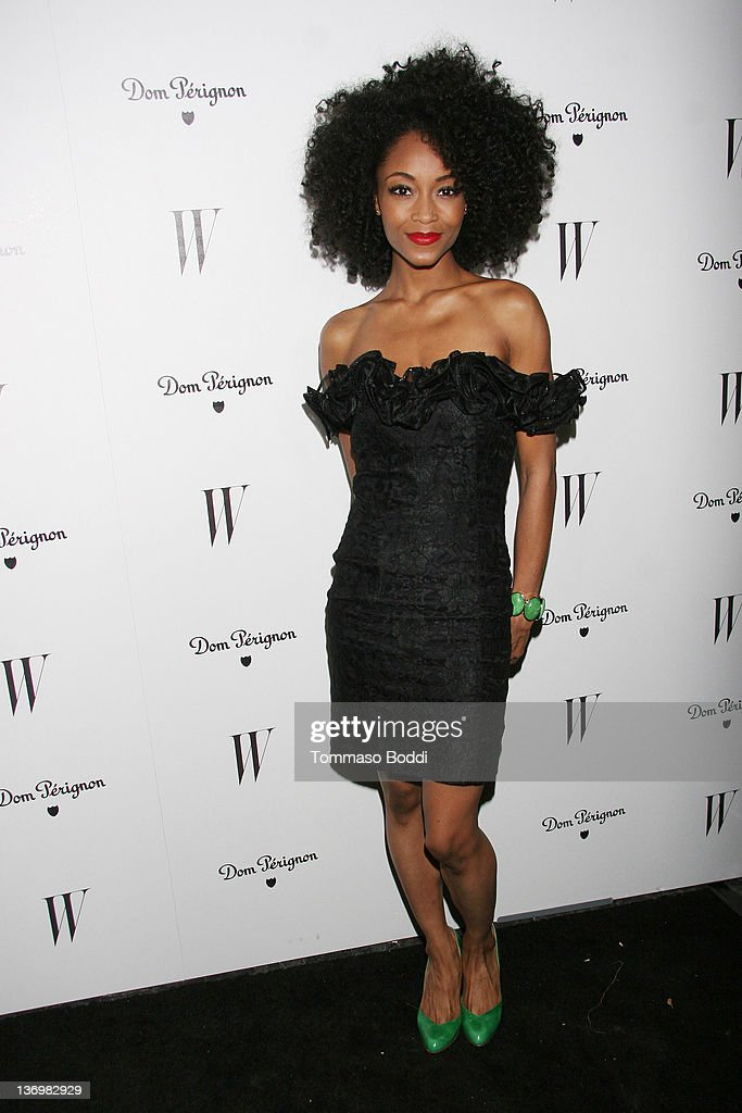 W Magazine, With Dom Perignon, Celebrates Its Best Performances Issue And The Golden Globes - Arrivals
