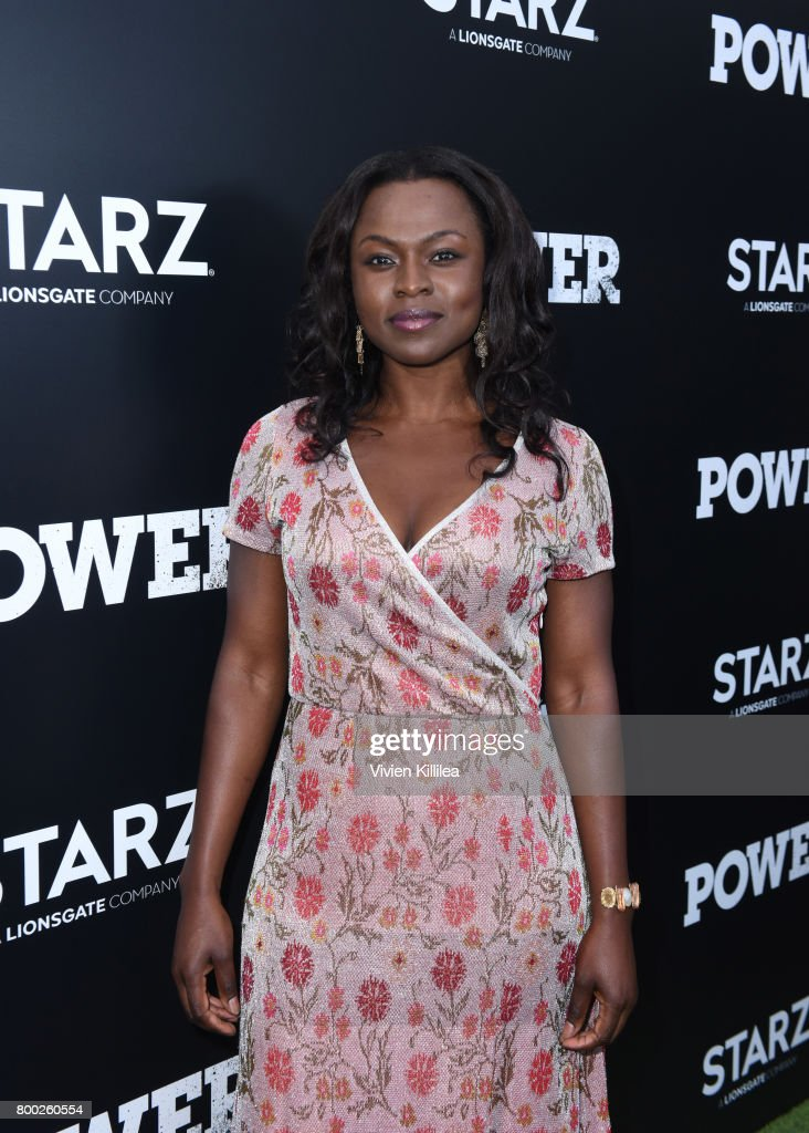 Actress Yetide Badaki attends STARZ 'Power' Season 4 L.A. Screening And Party at The London West Hollywood on June 23, 2017 in West Hollywood, California.