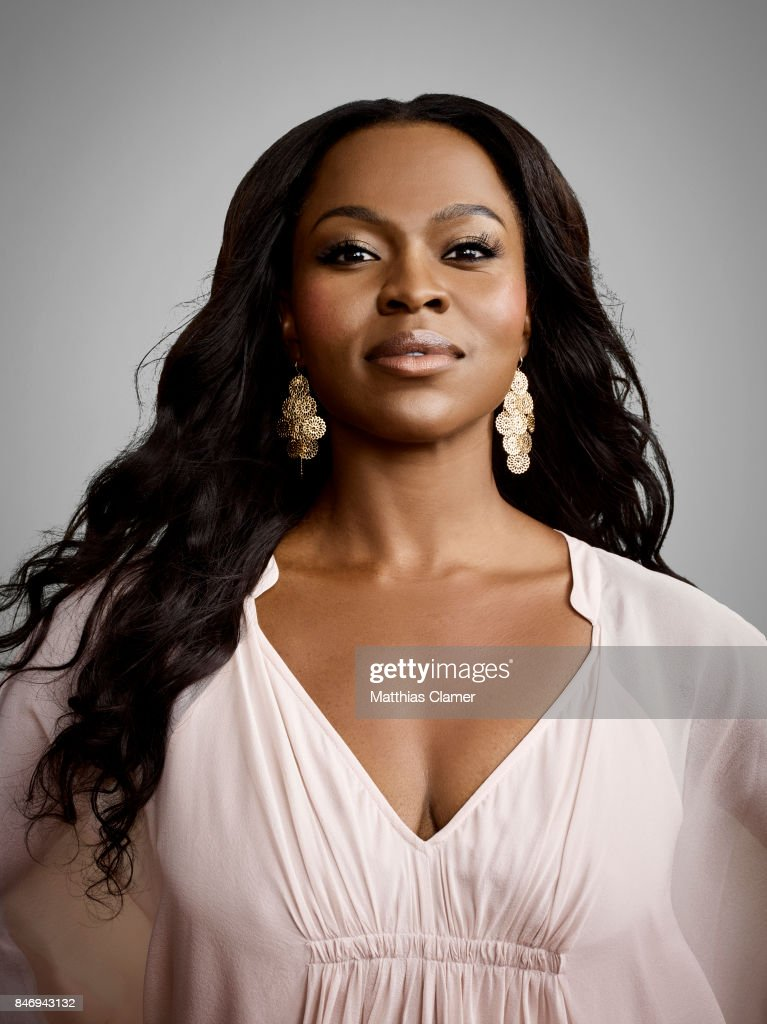 Actress Yetide Badaki from 'American Gods' is photographed for Entertainment Weekly Magazine on July 22, 2016 at Comic Con in the Hard Rock Hotel in San Diego, California.