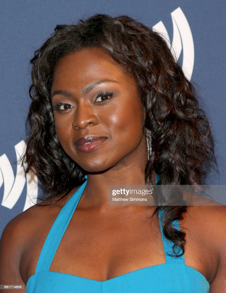Actress Yetide Bakadi attends STARZ's Presents A Special Screening Of 'American Gods' In Partnership With GLAAD at The Paley Center for Media on May 10, 2017 in Beverly Hills, California.