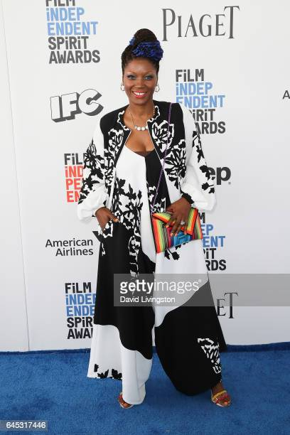 Actress Yolonda Ross attends the 2017 Film Independent Spirit Awards on February 25 2017 in Santa Monica California