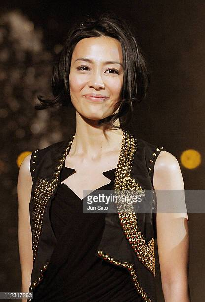"""Actress Yoshino Kimura attends the """"Percy Jackson & The Olympians: The Lightning Thief"""" Japan Premiere at Tokyo Dome City on February 22, 2010 in..."""