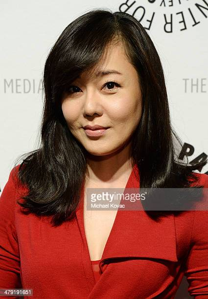 """Actress Yunjin Kim attends The Paley Center For Media's PaleyFest 2014 Honoring """"Lost: 10th Anniversary Reunion"""" at Dolby Theatre on March 16, 2014..."""