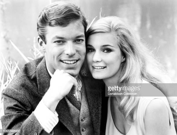 Actress Yvette Mimieux and Richard Chamberlain in a scene from the movie Joy in the Morning