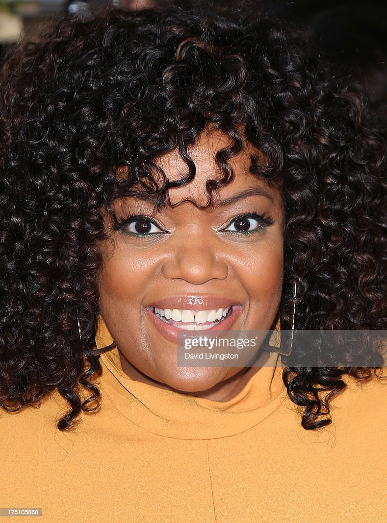 Actress Yvette Nicole Brown attends a screening of Twentieth Century Fox and Fox 2000's 'Percy Jackson: Sea of Monsters' at The Americana at Brand on July 31, 2013 in Glendale, California.