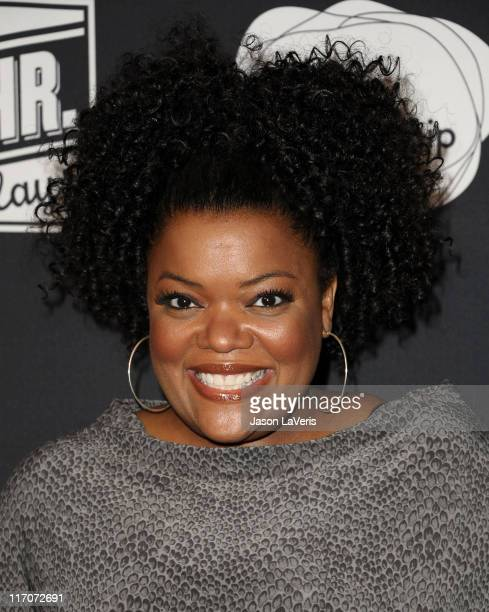 Actress Yvette Nicole Brown attends Montblanc presents 24 Hour Plays LA at Pier 59 Studios on June 18 2011 in Santa Monica California