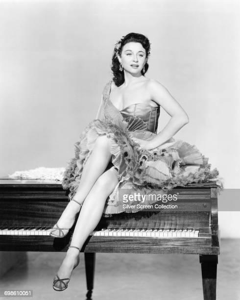 Actress Yvonne De Carlo circa 1950