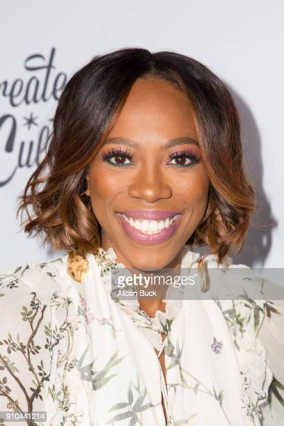 Actress Yvonne Orji attends Create Cultivate and Chevrolet Host Create Cultivate 100 on January 25 2018 in Culver City California