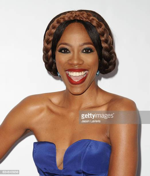 Actress Yvonne Orji attends the 48th NAACP Image Awards at Pasadena Civic Auditorium on February 11 2017 in Pasadena California