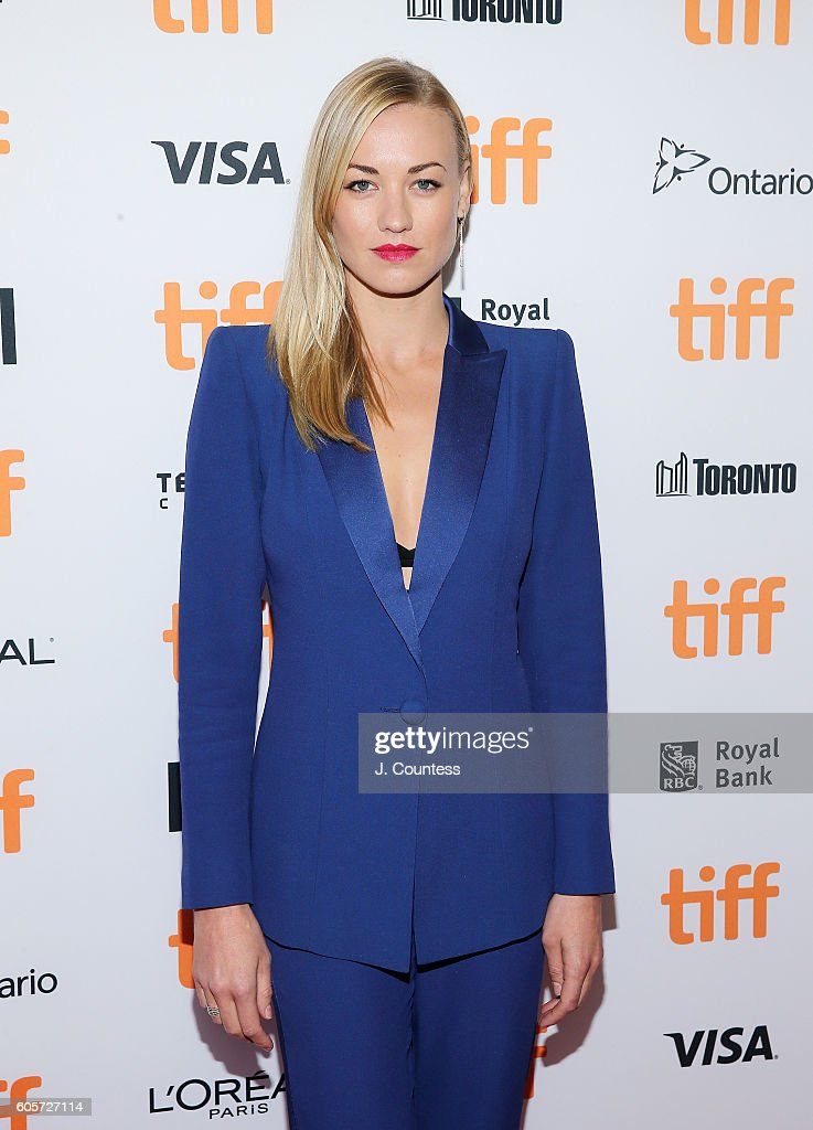 "CAN: 2016 Toronto International Film Festival -  ""All I See Is You"" Premiere"