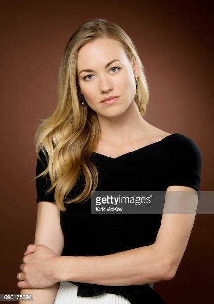 Actress Yvonne Strahovski is photographed for Los Angeles Times on May 17 2017 in Los Angeles California PUBLISHED IMAGE CREDIT MUST READ Kirk...