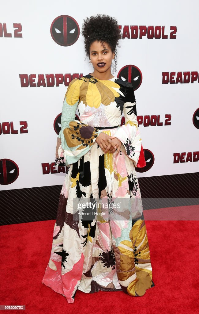 'Deadpool 2' New York Screening : News Photo