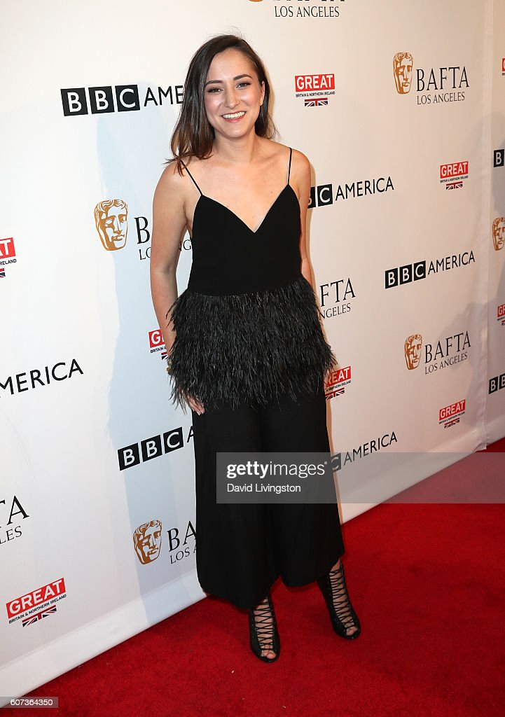 BBC America BAFTA Los Angeles TV Tea Party 2016 - Arrivals