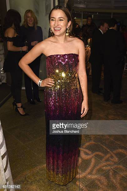 Actress Zelda Williams attends HBO's Official Golden Globe Awards After Party at Circa 55 Restaurant on January 8 2017 in Beverly Hills California