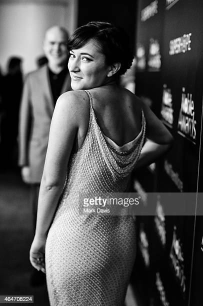 Actress Zelda Williams attends the 3rd Annual Noble Awards at The Beverly Hilton Hotel on February 27 2015 in Beverly Hills California