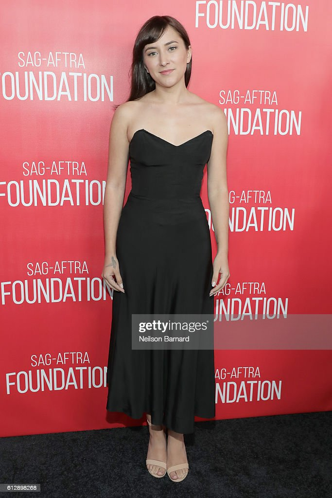 Actress Zelda Williams attends the grand opening Of SAG-AFTRA Foundation's Robin Williams Center on October 5, 2016 in New York City.