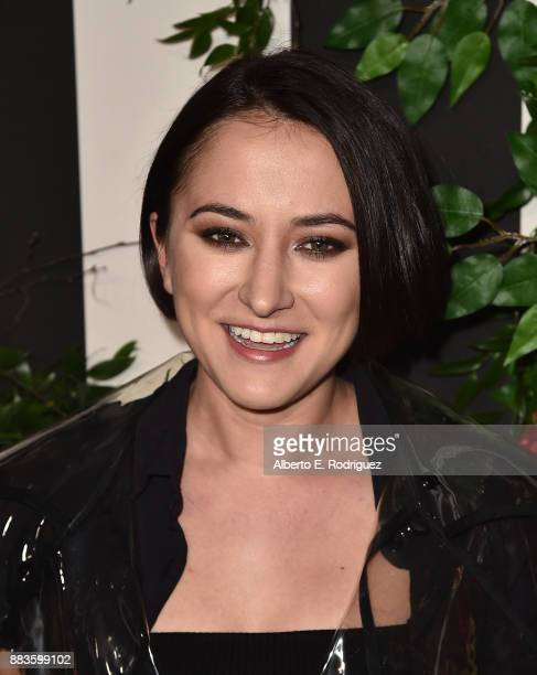 Actress Zelda Williams attends the Land of distraction Launch event at Chateau Marmont on November 30 2017 in Los Angeles California