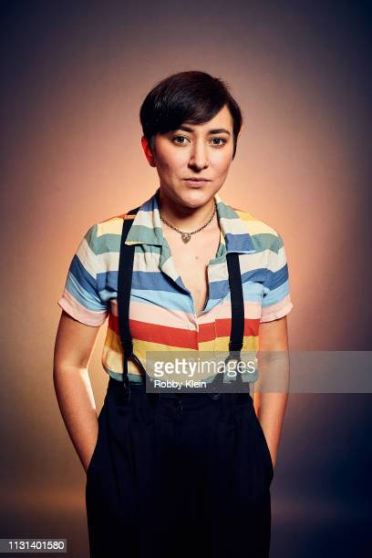 Actress Zelda Williams poses for a portrait at the 2019 SXSW Film Festival Portrait Studio on March 9 2019 in Austin Texas