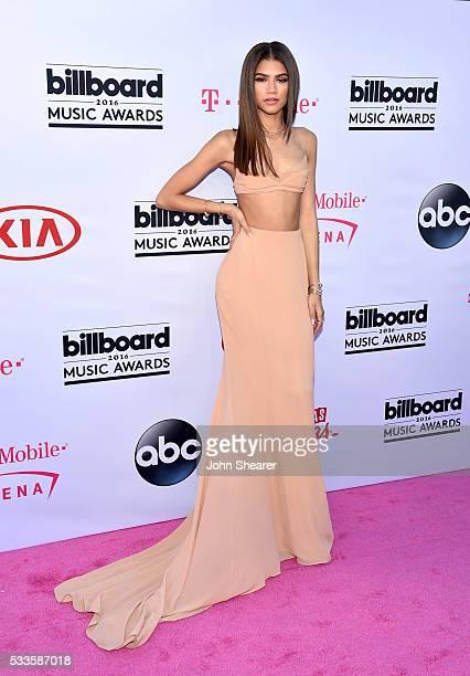 Actress Zendaya attends the 2016 Billboard Music Awards at TMobile Arena on May 22 2016 in Las Vegas Nevada