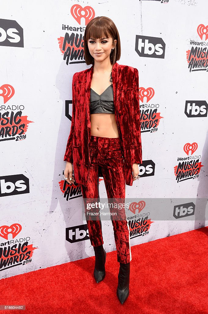 iHeartRadio Music Awards - Red Carpet