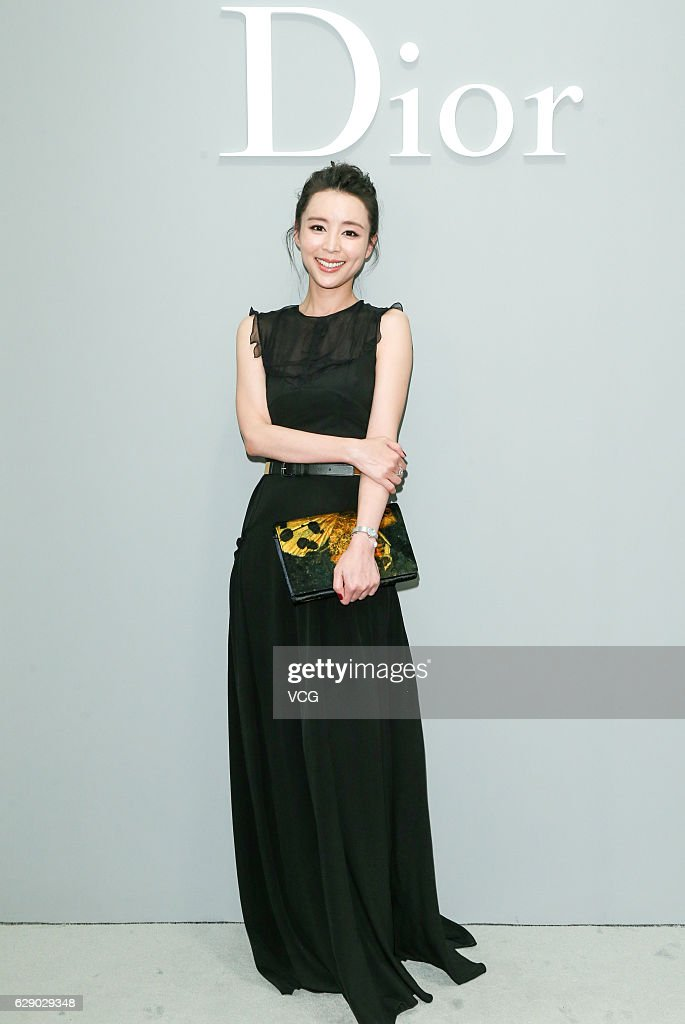 Zhang Ziyi Attends Dior Lady Art Event In Beijing
