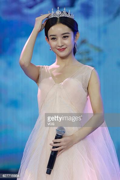 Zhao Liying Attends -9896