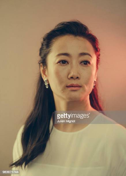 Actress Zhao Tao is photographed for Grazia Daily on May 2018 in Cannes France