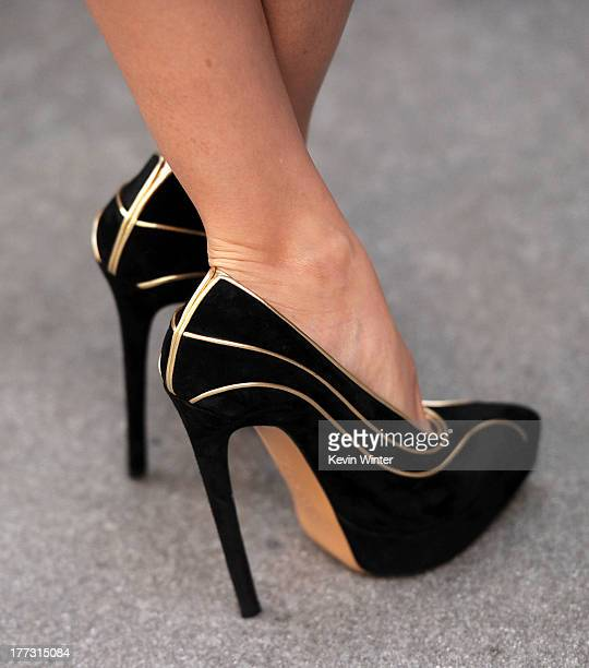 Actress Ziyi Zhang arrives at a screening of The Weinstein Company's 'The Grandmaster' at the Arclight Theatre on August 22 2013 in Los Angeles...