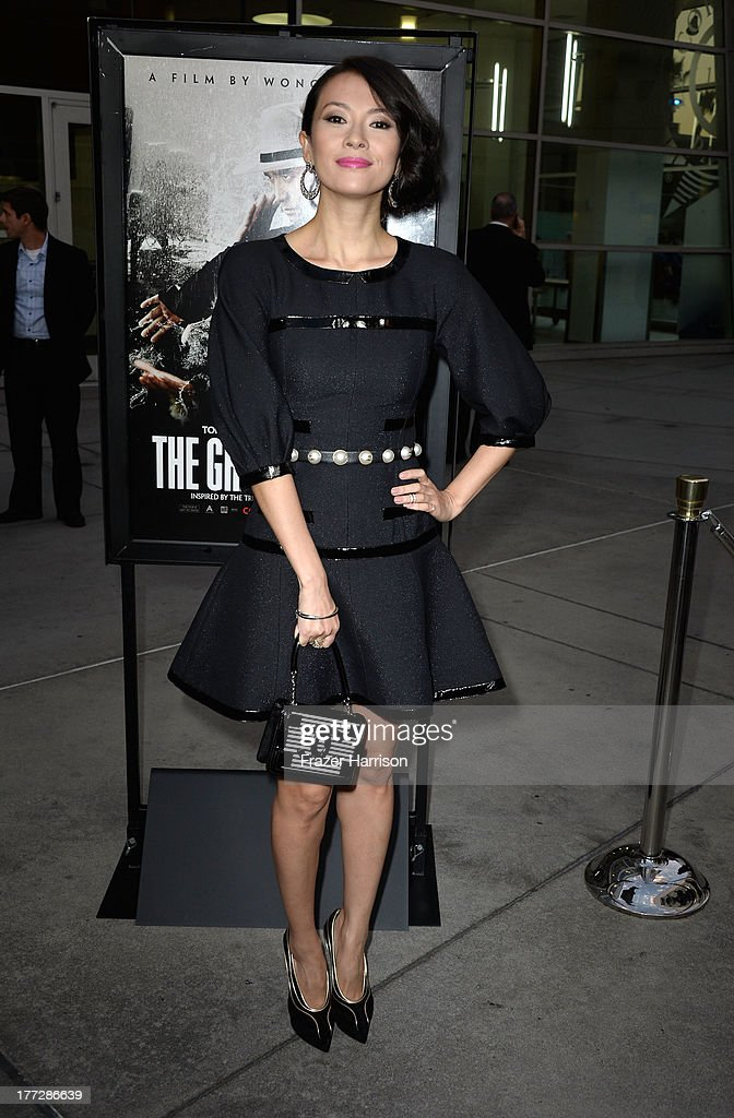 "Screening Of The Weinstein Company And Annapurna Pictures' ""The Grandmaster"" - Arrivals"