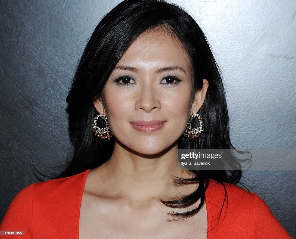 Actress Ziyi Zhang attends 'The Grandmaster' New York Screening after party at Forty Four at the Royalton on August 13, 2013 in New York City.